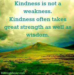 Kindness quote via www.KatrinaMayer.com