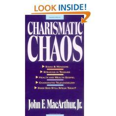 Charismatic Chaos: John MacArthur $7