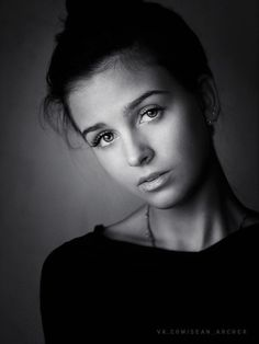 Stanislav Puchkovsky (aka Sean Archer) is a Master of Natural Light Portraits - Beautiful black and white.