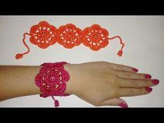 Ponto Entremeio em crochê # 2 ♥ Aula #2 ♥Caixinha de Ideias - YouTube