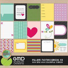 Filler Notecards 3