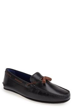 Ted Baker London 'Muddi' Driving Shoe (Men)