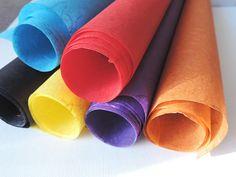 Papier japonais Unryu 25 g. pour les-papiers-de-lucas #papierjaponais
