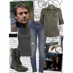 Female John Winchester. Let's do this thing!