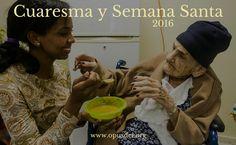 Vídeos, audios y textos del Papa Francisco, San Josemaría y el prelado del Opus Dei para vivir la Cuaresma y preparar la Semana Santa.