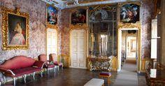 Villa della Regina, Turin Appartamento del Re, Anticamera verso Ponente