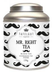 Tafelgut Mr. Right Tea, Schwarztee Assam www.bellissimo-webshop.de