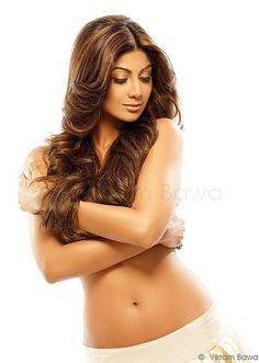 Beautiful Bollywood actress Shilpa Shetty