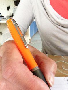 Vandaag schrijven we Oranje #synchroonkijken dag 3