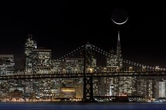 San Francisco! Been there! Beautiful city especially at night!
