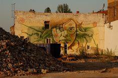 STREET ART UTOPIA » We declare the world as our canvasBy Lake - In Schöneweide, Berlin, Germany » STREET ART UTOPIA