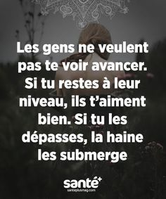 les plus beaux pro… - Citation Magazine - Pint Daily Positive Affirmations, Quote Citation, French Quotes, Magic Words, Positive Attitude, Sentences, Decir No, Best Quotes, Quotations