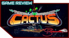 [Game Review] Assault Android Cactus | PC/PS4 Video Game Reviews, Pc Ps4, Cactus, Android, Neon Signs, Games, Gaming, Plays, Game