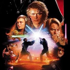 (3) Star Wars: Revenge of the Sith (Cover Image)