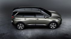 Peugeot 5008 2017 Our new family/work car