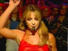 Britney Spears - Baby one more time (Live @ Top of the Pops 1999) - YouTube