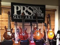 PRS Guitars automates manufacturing processes where it makes sense, freeing up time for crafters to perfect every guitar's feel and sound.