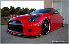 Infiniti Inferno G35 Coupe #infiniti #g35 #coupe #sportscar #tuning #inferno #cars #auto #bennettinfiniti