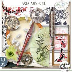 ASIA MIX CU 6