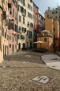 Chi ci vive: Genova e la Liguria - Guide Marco Polo