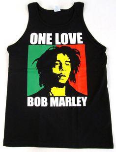 Authentic BOB MARLEY Colored Lion Head Black T-Shirt S M L XL 2XL NEW