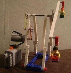MerryGoRound Lego Wedo, Lego Duplo, Lego Mindstorms, Lego Technic, Train Lego, Lego Trains, Stem Projects For Kids, Lego Projects, First Lego League