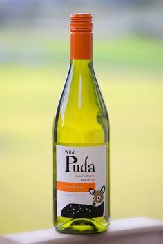 Newヴィンテージ【Wild Puda / Chardonnay】<プダ/シャルドネ>2015を飲んでみた | 283.Life