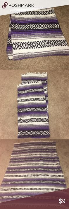 Authentic Mexican Blanket Great condition! Other