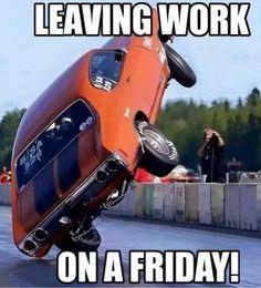 Tgif Funny, Funny Friday Memes, Friday Humor, Funny Jokes, Tgif Meme, Funny Humour, Funny Stuff, Work Memes, Work Humor