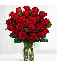 Amazon.com : Mother's Day Flower Delivery- Two Dozen Red Roses : Grocery & Gourmet Food