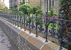 Heritage Cast Iron USA - traditional - fencing - other metro - by ...