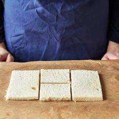 Göra smörgåstårta, steg för steg! | ICA Buffé Sandwhich Cake, Sandwiches, Bread, Food, Meal, Brot, Eten, Breads, Meals