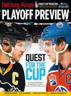 The Hockey News - May 8, 2017