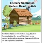 Student Response Sheet and Handout/poster of the elements/characteristics of literary nonfiction. Best Picture For Book Genres posters For Your Taste You are looking for something, and it is going to Teaching Time, Teaching Reading, Teaching Resources, Teaching Ideas, Literary Nonfiction, Fiction And Nonfiction, 4th Grade Reading, Student Reading, Educational Activities