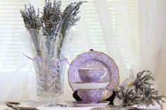 Lavender Tea Cups