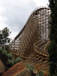 Troy, Toverland - Great Woodie