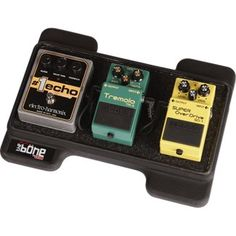 Shop Gator Cases G-MINI-BONE Molded Mega PE Pedal Board, Carry Bag, And Power Supply online at lowest price in india and purchase various collections of Insulation & Noise Control in  brand at grabmore.in the best online shopping store in india