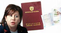María del Pilar Hurtado no perderá por ahora su pasaporte . Actualmente es desconocido el paradero de la exdirectora del DAS María del Pilar Hurtado.