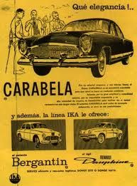 Brochure de IKA, Kaiser carabela, kaiser bergatin