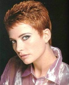 spiked hairstyles for women over 50 | 14 Photos of the Short Spikey Hairstyles For Women