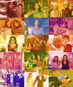 Gilmore Girls - probably my all-time favorite TV show forever.