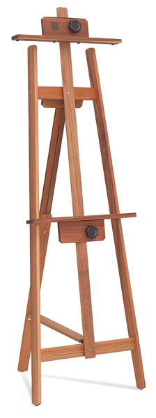 Blick carries a wide variety of studio easels for all types of painting. Shop A-frame easels, convertible easels, H-frame easels, and more. Wood Projects, Projects To Try, Drafting Tables, Art Easel, Woodworking Projects That Sell, Art Supplies, Sketching, Woods, Arts And Crafts