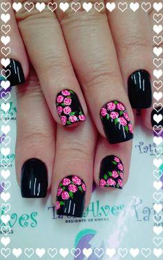 Hair And Nails, My Nails, Nail Time, Daily Nail, Cool Nail Designs, Nail Arts, Cute Nails, Pedicure, Nail Polish