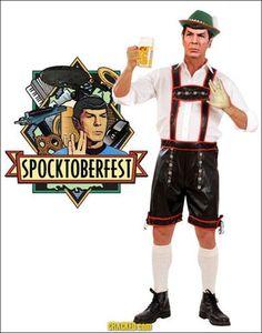 Spocktoberfest - Live Long and Drink Beer | Japanese Ghost