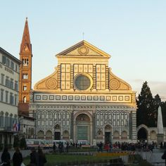 Firenze, Santa Maria Novella by @Fran Baggett