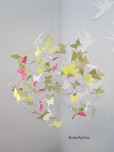 Hey, I found this really awesome Etsy listing at https://www.etsy.com/listing/109816698/baby-nursery-mobiles-butterfly-mobiles