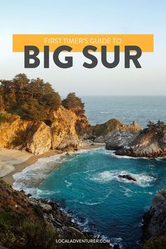 Big Sur is one of our favorite places in the world! If you are visiting, here are 11 Things You Can't Miss in Big Sur California. 11 Incredible Things to Do in Big Sur California // Local Adventurer Big Sur California, Monterey California, Visit California, California Travel, Northern California, California Coast, Travel Oklahoma, San Diego, San Francisco