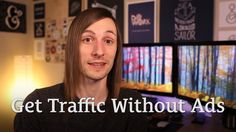 How to Drive Traffic to a Landing Page Without Ads http://seanwes.tv/160