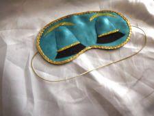 Ssatin Breakfast at Tiffanys Sleep Mask