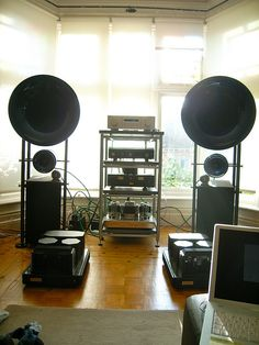 Audiophile Horn Speakers For Small Rooms